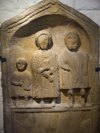 Roman Altar in Ilkley Yorkshire
