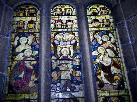 All Saints Church in Ilkley North Yorkshire
