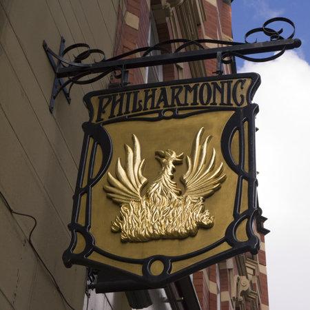 merseyside: Pub a Liverpool Merseyside