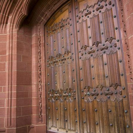 merseyside: La cattedrale anglicana di Liverpool Merseyside Editoriali