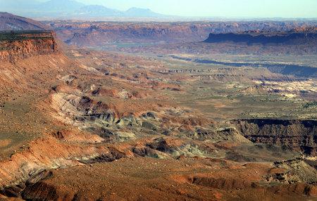 john wayne: Monument Valley from the Air Utah USA
