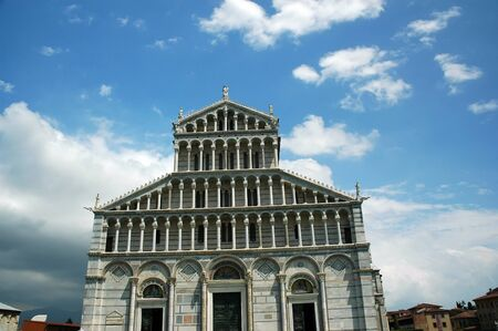 however: Pisa in Italy was much damaged by bombing in WW2 however one area was spared- the Field of Miracles. This area contains three of the most wonderful buildings in the World