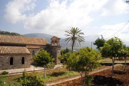 Island of Kephalonia on the West Coast of Greece