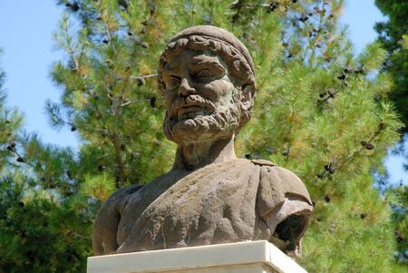 Ithaka is the home of Homer's hero, the trickster Ulysses