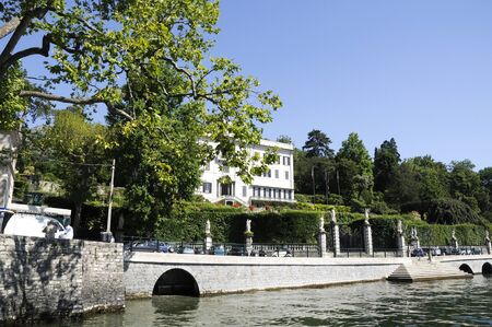 Tremezzo is a town in the Province of Como in the Italian region Lombardy, located on Lake Como.