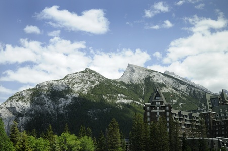 Banff National Park is a vast untamed territory. Wild animals roam the valleys, eagles soar over the Canadian Rocky Mountains, and pure water streams into rivers from 1,000 glaciers