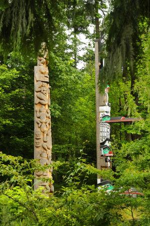 port stanley: Stanley Park in Vancouver British Columbia, Canada