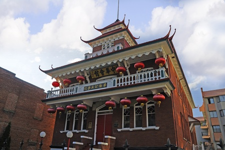 Victorias Chinatown, founded in 1858 by Chinese immigrants looking for gold or working for the railroads, is the oldest Chinatown in Canada. Editorial
