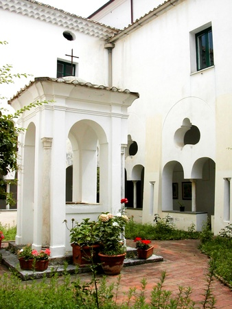 brenda kean: Villa Cimbrone in Ravello on the Amalfi Coast of Southern Italy
