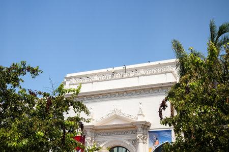balboa: Natural History Museum in Balboa Park San Diego California Editorial