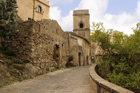 the godfather: Savocca in Sicily. This was the village used in the film The Godfather directed by Frances Ford Coppola