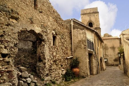 Savocca in Sicily. This was the village used in the film The Godfather directed by Frances Ford Coppola