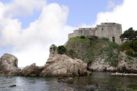 nicknamed: The Walled City of Dubrovnic in Croatia Europe It is one of the most delightful tourist resorts of the Mediterranean. Dubrovnik is nicknamed Pearl of the Adriatic