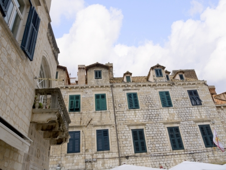 nicknamed: Buildings in the Walled City of Dubrovnic in Croatia Europe It is one of the most delightful tourist resorts of the Mediterranean. Dubrovnik is nicknamed Pearl of the Adriatic