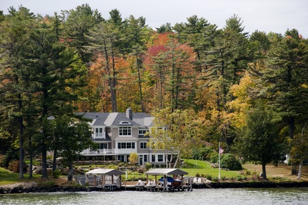 Lake Winnipesaukee is the largest lake in the U.S. state of New Hampshire. Winnipesaukee is the third-largest lake in New England after Lake Champlain and Moosehead Lake.