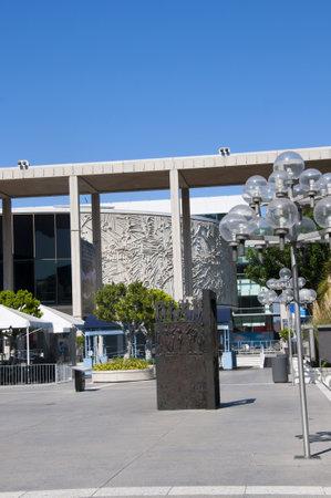 Theatre complex in Los Angeles California USA