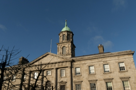 kilmainham: Trinity College University in Dublin City Ireland Editorial