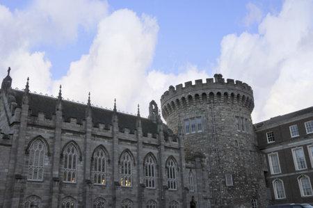kilmainham: Church in Dublin Castle Ireland Editorial