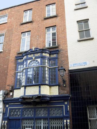 sala recepcyjna: Dzielnicy Temple Bar w Dublin City Shopping Irlandii