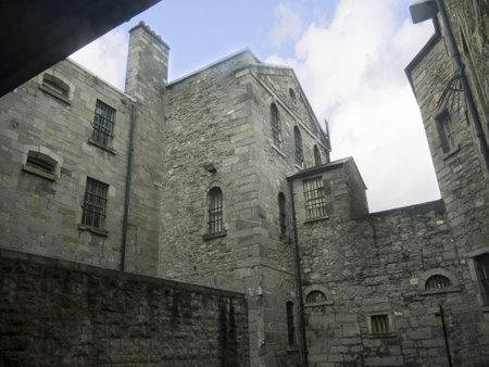 sala recepcyjna: Kilmainham Jail w Dublin City Irlandii