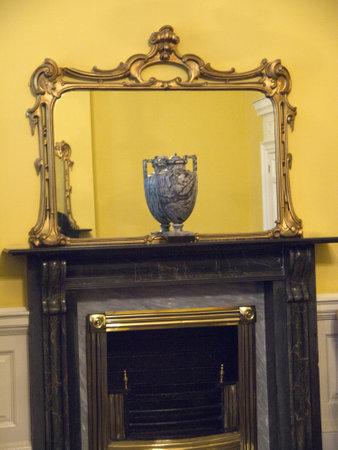 sala recepcyjna: Wewnątrz kabin zamku w Dublinie w Irlandii