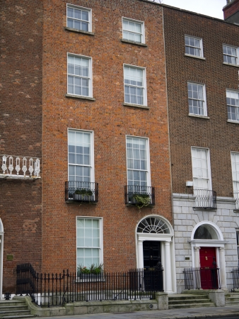 stateroom: Georgian Terraces in Dublin City Ireland