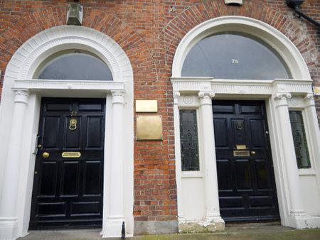 kilmainham: Georgian Terraces in Dublin City Ireland