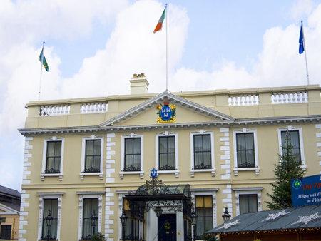 sala recepcyjna: Pałacyk w Dublin City Irlandii