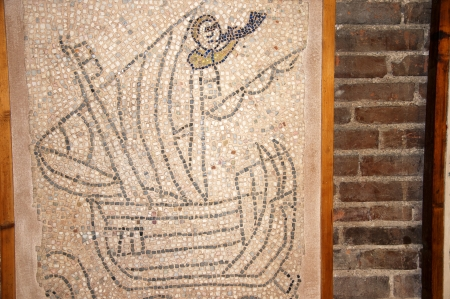 10th: 10th century mosaics in Ravenna Italy