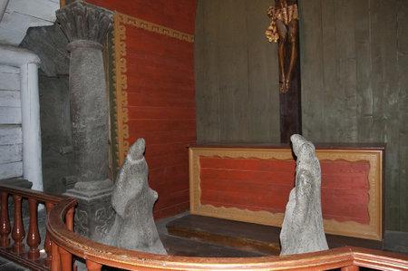 salt mine: Church in the Salt Mine in Wieliczka Poland