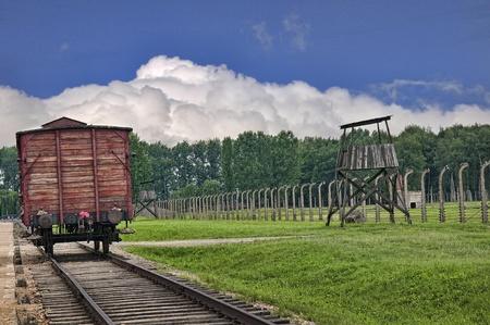 harrowing: Auschwitz Birkenau Death Camp in Poland