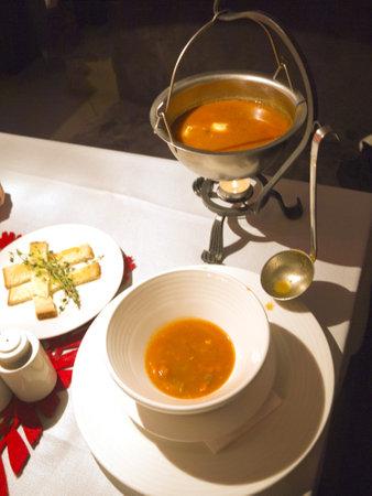 brenda kean: Goulash soup in Krakow Poland