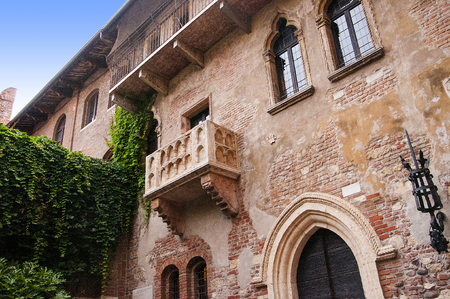 supposed: Verona is a city in Northern Italy which features in Shakespeare s tragedy Romeo and Juliet  This is supposed to be the balcony where Romeo wooed Juliet