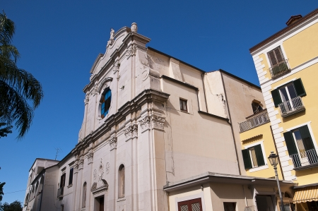 Church of San Francisco in Sorrento Italy photo