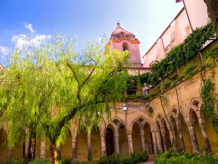 francesco: The Church and cloisters of San Francesco in Sorrento Italy