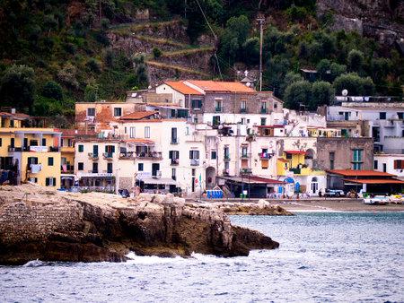 capo: Capo Di Sorrento village near Sorrento Italy