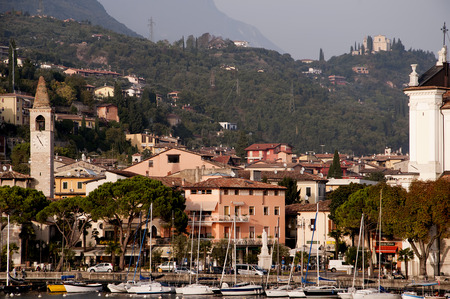 maderno: Maderno one of the lovely towns on Lake Garda Italy