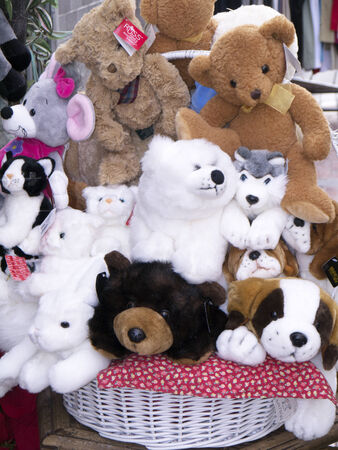 cuddly: Cuddly Toys in Nerja Andalucia Spain