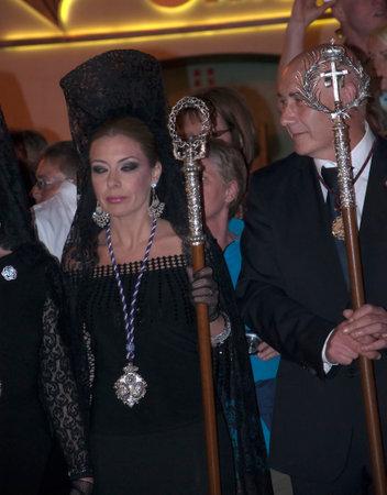 nerja: Las procesiones de Pascua en Nerja Andalucia Espa�a Editorial