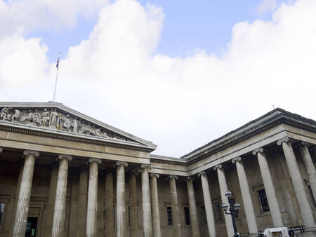contributing: British Museum  London is a leading global city, with strengths in the arts, commerce, education, entertainment, fashion, finance, healthcare, media, professional services, research and development   tourism all contributing to its prominence Editorial