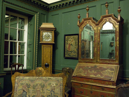 18th century: 18th century Room in Museum in Cheshire