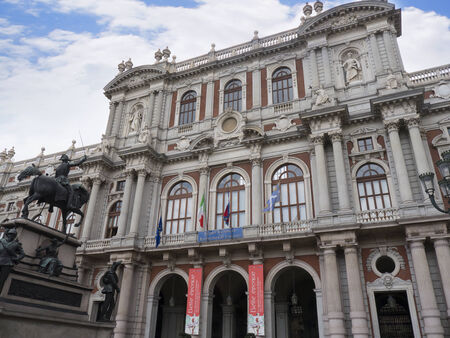 The Museum of the Risorgimento in Turin Italy