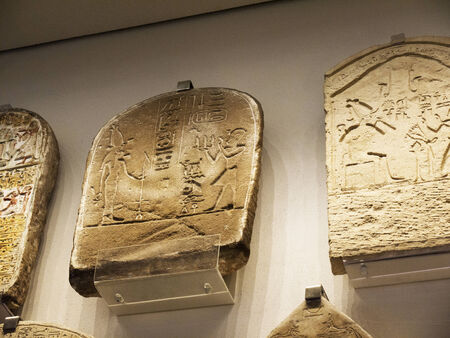 the Egyptian Museum in Turin, the largest Egyptian collection outside Egypts Cairo Museum