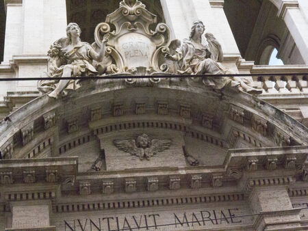 Church in Turin Italy