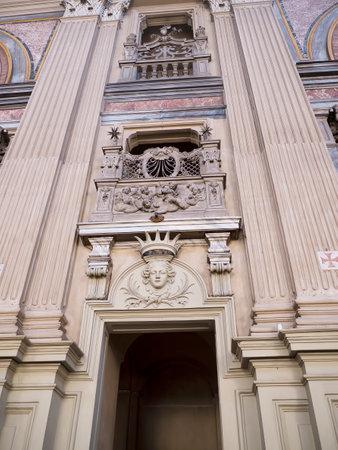 San Fellippi church in Turin Italy