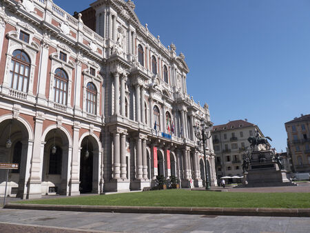 risorgimento: The Museum of the Risorgimento in Turin Italy