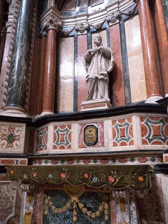 Church of St John the Baptist in Turin Italy