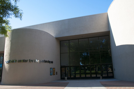 Performing Arts centre in the Park in Scottsdale Arizona USA