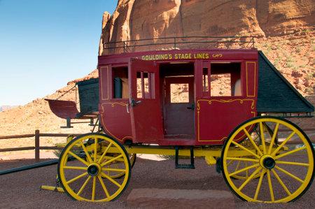 john wayne: Gouldings Lodge in Monument Valley on the Arizona Utah Navajo Tribal Lands USA
