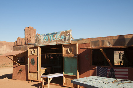 john wayne: Navajo Jewellery on sale at  John Fords Point in Monument Valley USA